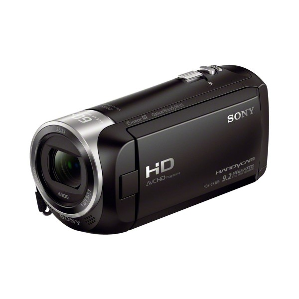 Sony hdr-cx405 videocámara handycam con sensor cmos exmor r grabación avchd y xavc s hd 50mbps