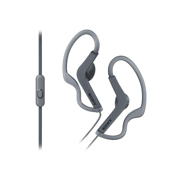 Sony mdras210ap negro auriculares tipo cúpula con manos libres en el cable