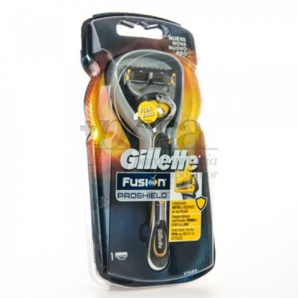 Gillette Fusion  Proshield Máquina  1u