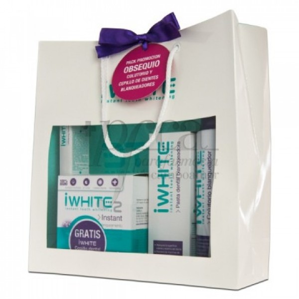 IWHITE PACK BLANQUEAMIENTO DENTAL PROMO