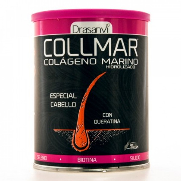 COLLMAR ESPECIAL CABELLO CON QUERATINA 350G