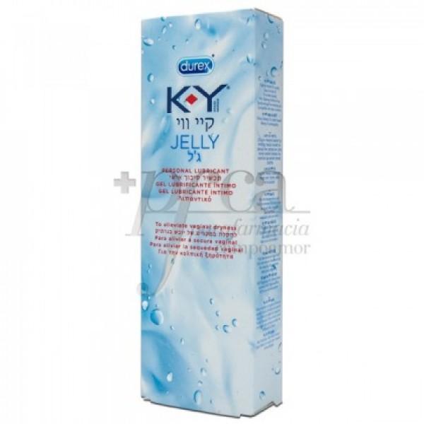 K-Y JELLY GEL LUBRICANTE INTIMO 75 ML