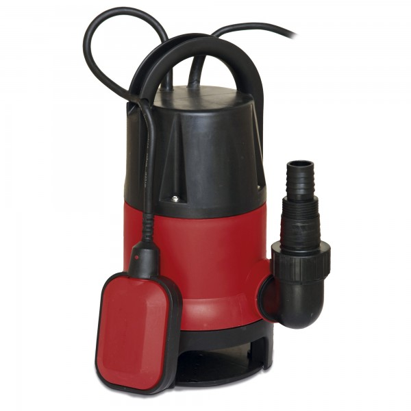 Bomba sum. aguas sucias 900w-13800 l/h