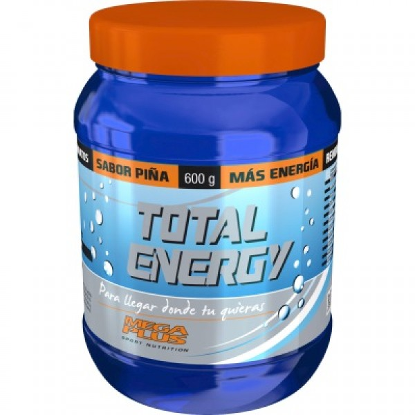 Total energy piña 600 gr