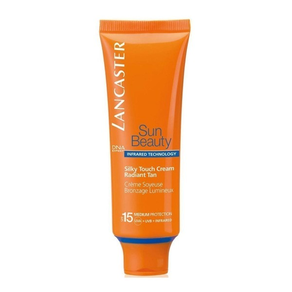 Lancaster crema solar sun care sun beauty 50ml spf15