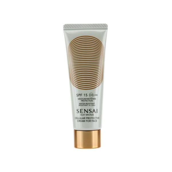 Kanebo sensai silky bronze crema facial spf15 50ml