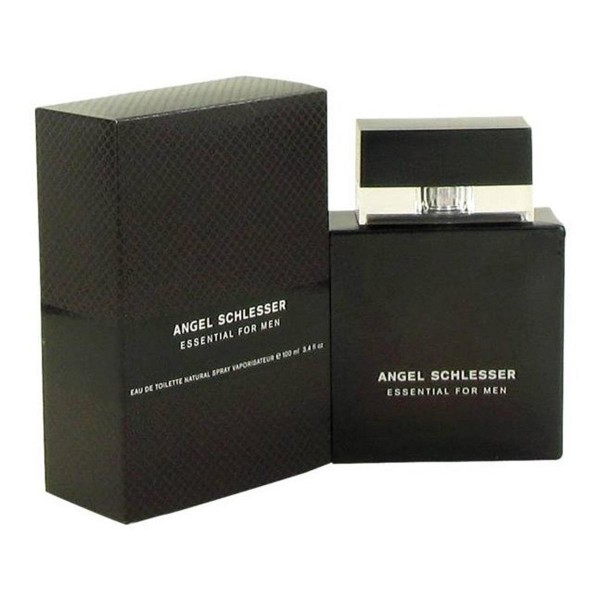 Angel schlesser essential eau de toilette for men 50ml vaporizador