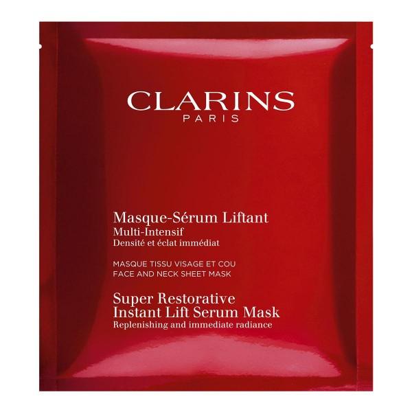 Clarins multi-intensive mascarilla serum pack 5u