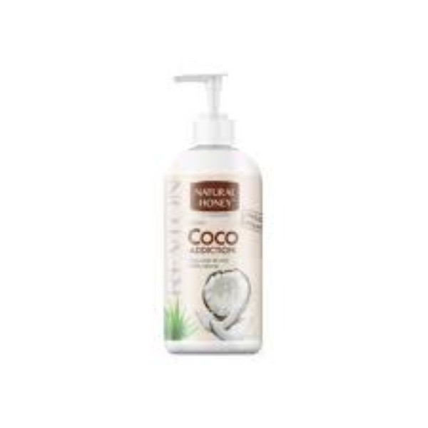 Natural honey Locion Hidratante Coco 400ml