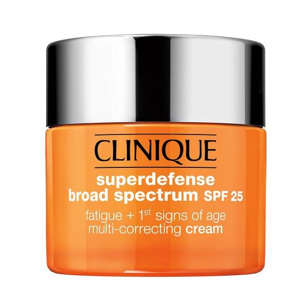 Clinique superdefense broad spectrum spf25 50ml