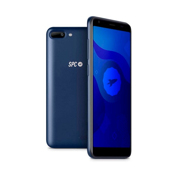Spc gen azul oscuro móvil 4g dual sim 5.45'' hd+ octacore 64gb 4gb ram cam 13mp selfies 5mp