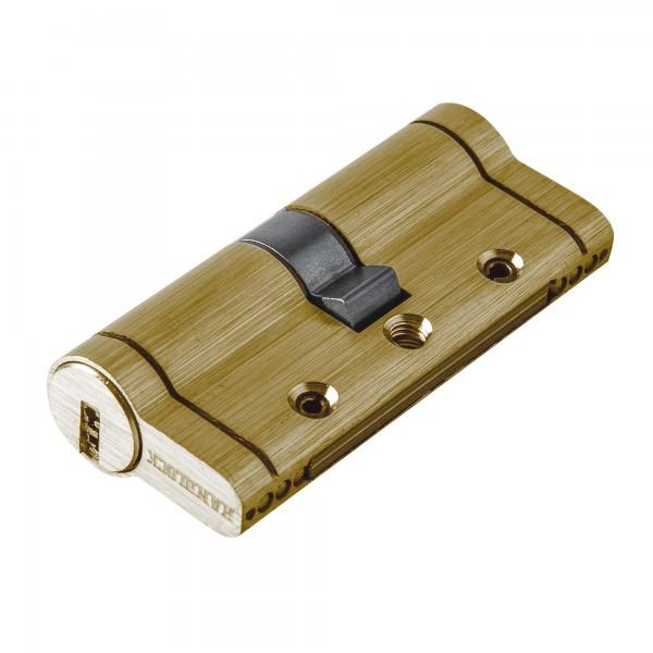 Cilindro seguridad r13,5-30x40 laton