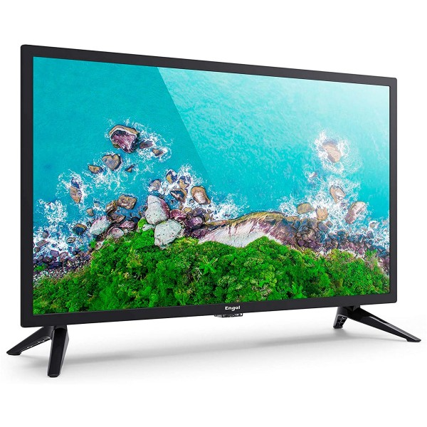 Engel 24le2461t2 televisor 24'' led hd ready hdmi vga usb rca ci+ auriculares