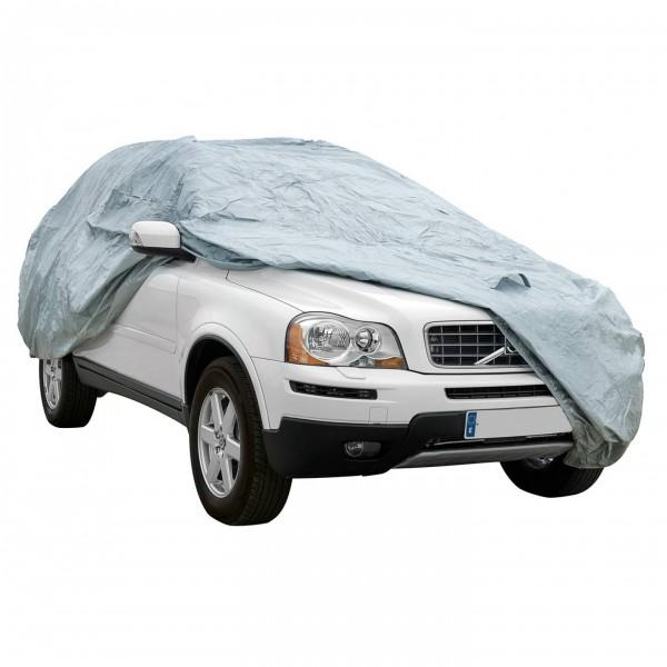 Funda exterior premium Volvo XC70, impermeable, Lona, cubierta